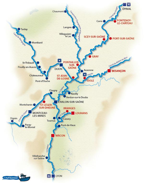 Location de bateau sans permis en France et en Europe