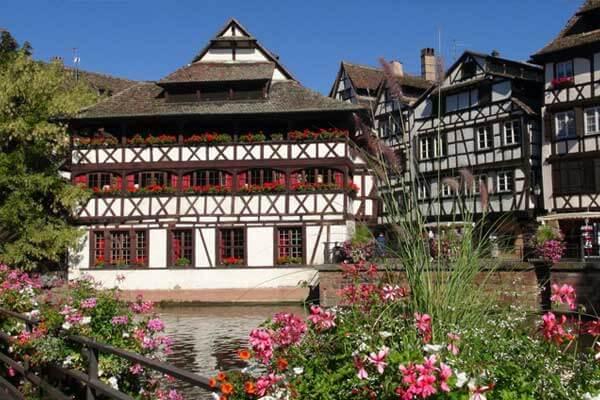 Location de bateau Alsace