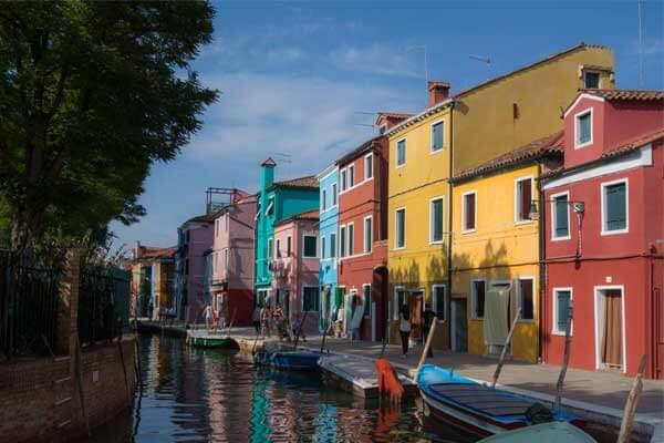 Vacances fluviales Italie