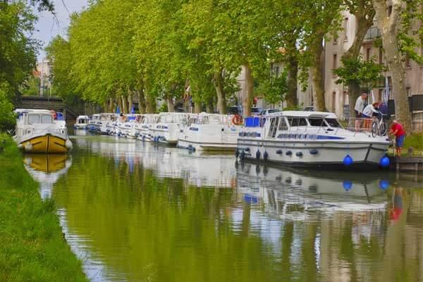 Location de bateau Canal du Midi
